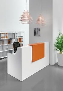 Mobilier Accueil entreprise - Banque d'accueil ADELIS