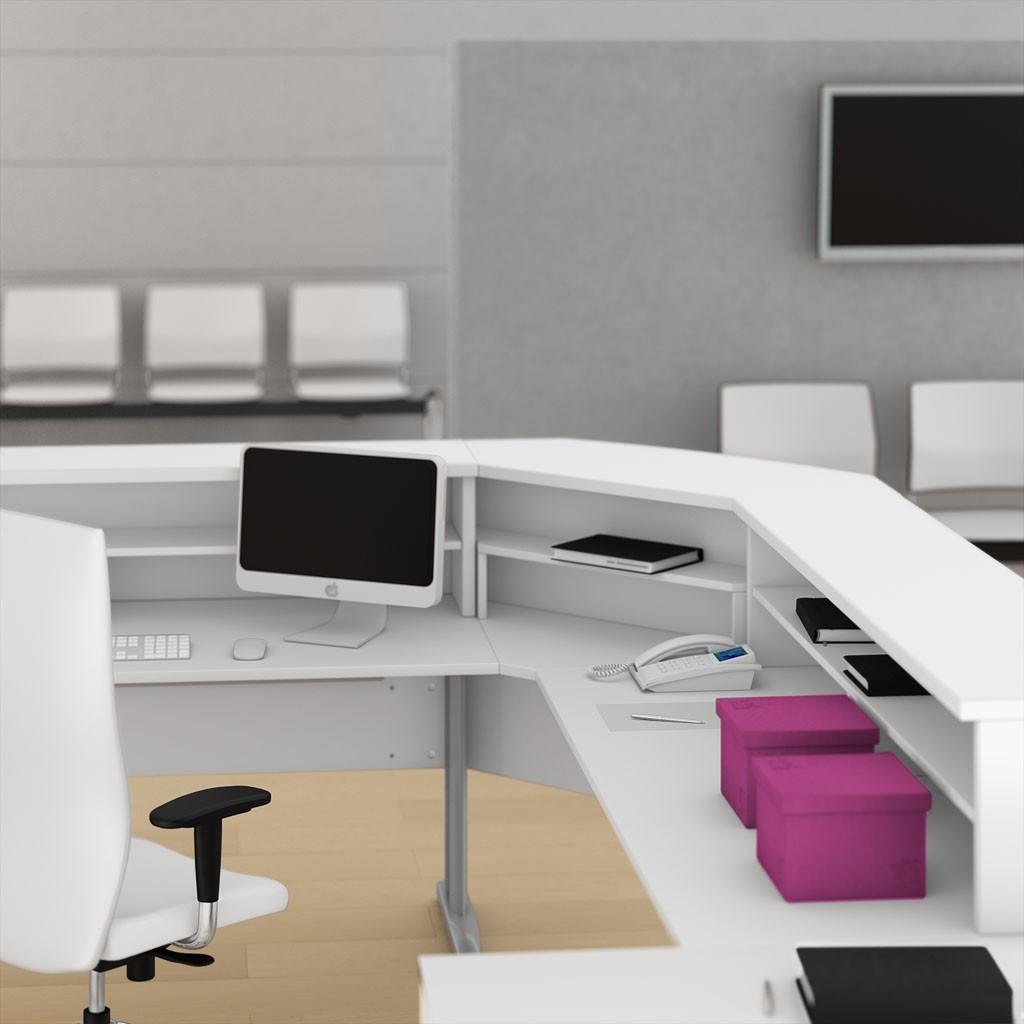 Banque d 39 accueil atlas achat mobilier accueil entreprise for Achat mobilier