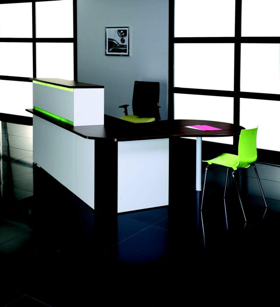 banque d 39 accueil lum a achat mobilier accueil entreprise 154 00. Black Bedroom Furniture Sets. Home Design Ideas