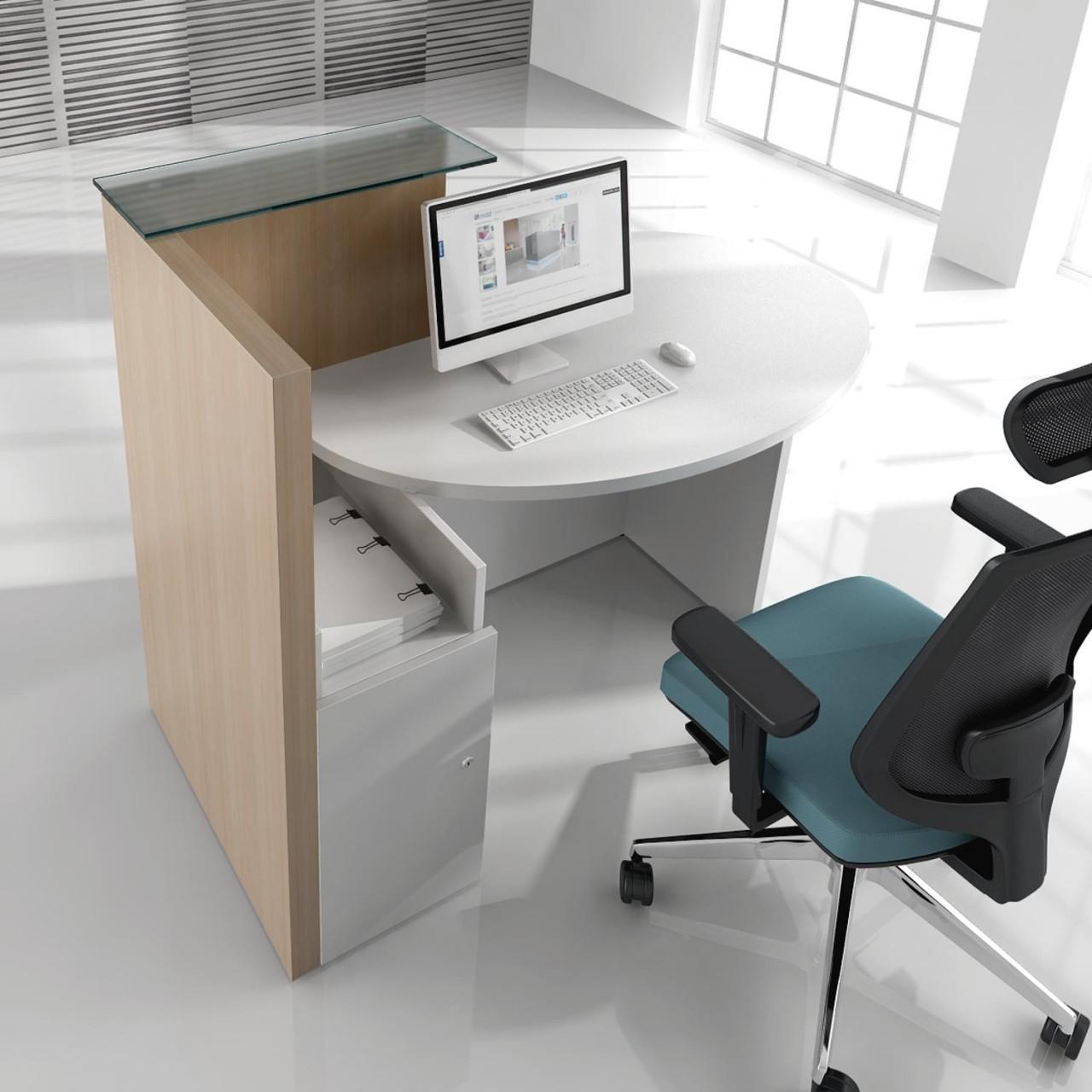 banque d 39 accueil ogiva. Black Bedroom Furniture Sets. Home Design Ideas