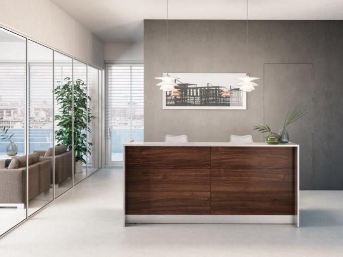 banque d 39 accueil square achat mobilier accueil. Black Bedroom Furniture Sets. Home Design Ideas
