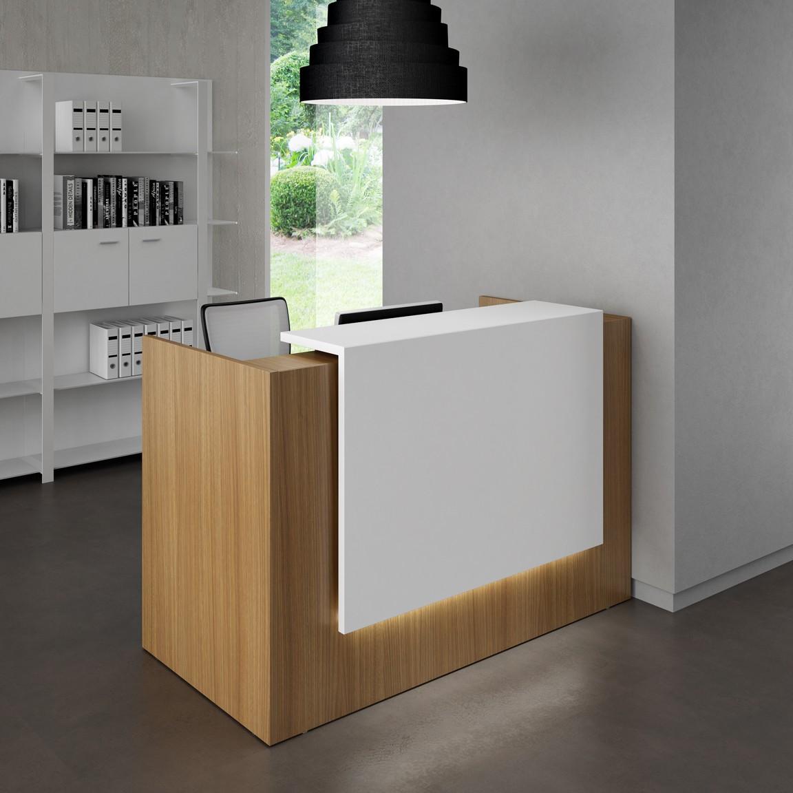banque d 39 accueil zeta 1 personne achat mobilier accueil entreprise 949 00. Black Bedroom Furniture Sets. Home Design Ideas