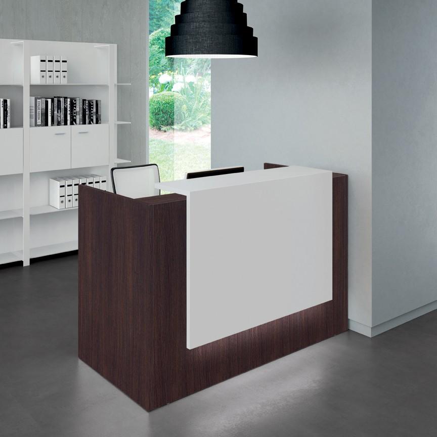 banque d 39 accueil zeta 1 personne achat mobilier accueil. Black Bedroom Furniture Sets. Home Design Ideas