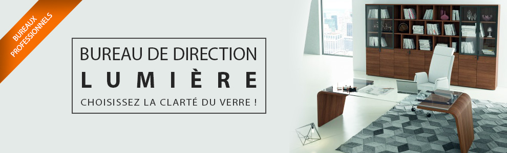 BUREAU DE DIRECTION LUMIERE