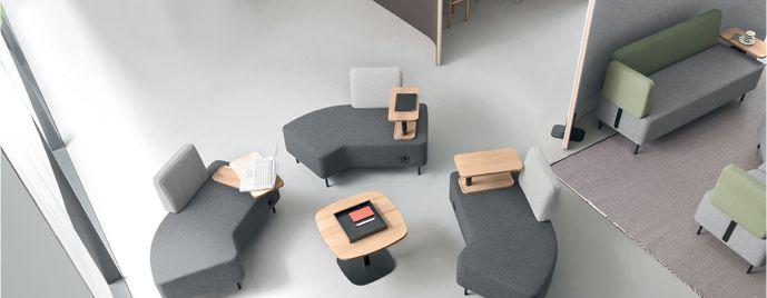 Gammes design sur Attitudes Bureaux