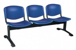 Sièges et fauteuils pour bureaux - Sièges sur poutre