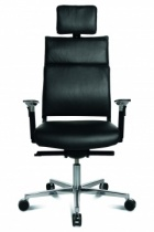 Sièges et fauteuils pour bureaux - Fauteuil de bureau Cuir