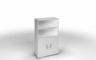 Armoire bois - Armoire 2 portes basses
