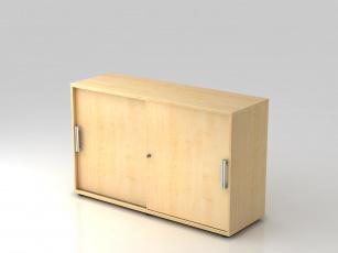 Armoire bois - Armoires à portes coulissantes H74,8 cm