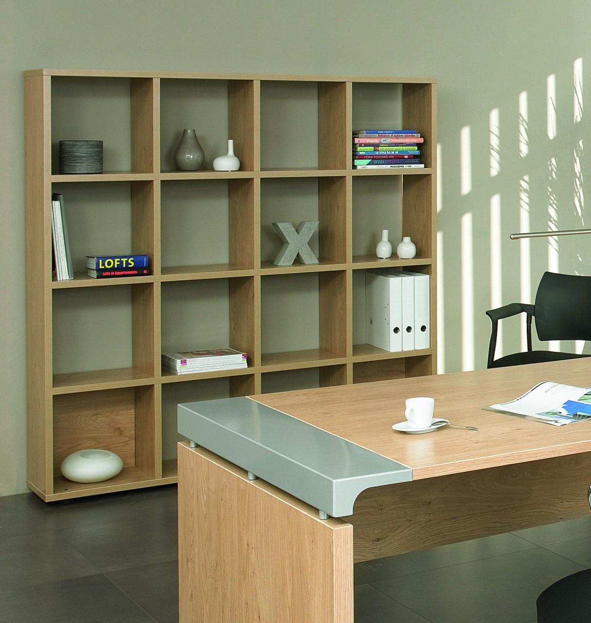 Etagère haute Cubic - Achat armoire bois - 302,00€