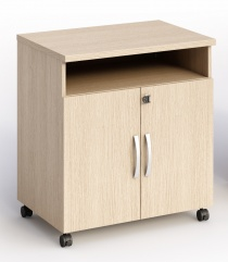 Nature Wood - Meuble de service mobile Curvy/Express Plus