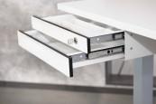 Tiroir - 2 tiroirs sous bureau