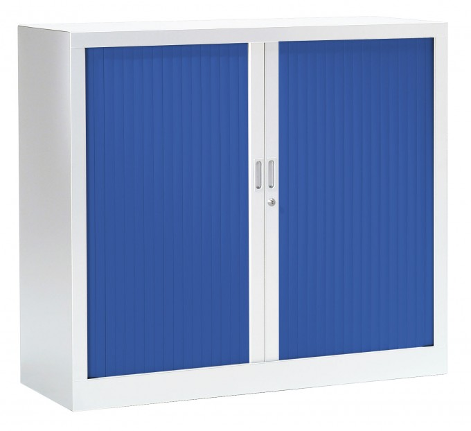 Armoire à rideaux Couleur H100 cm