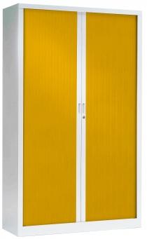 Armoire Bureau Métallique - Armoire à rideaux Couleur H198 cm