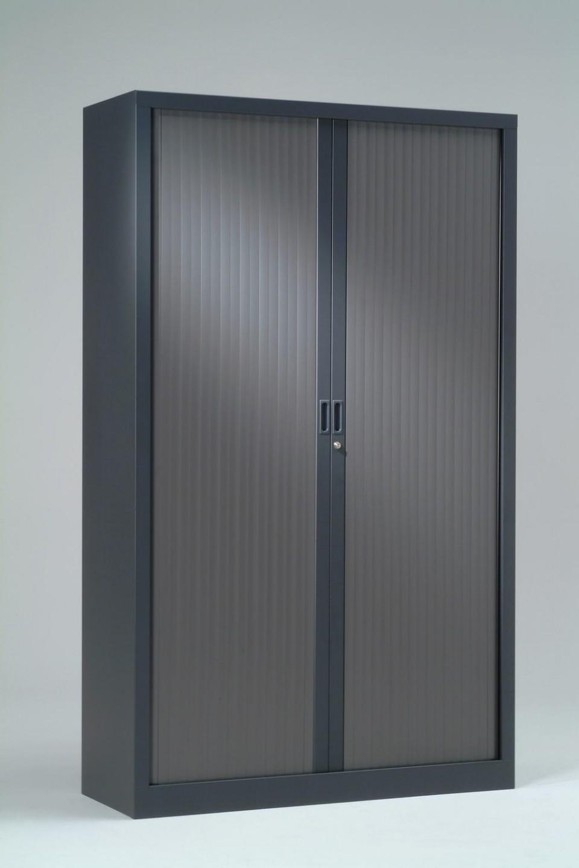 armoire rideaux monobloc nf s curit confortique achat armoire bureau m tallique 439 00. Black Bedroom Furniture Sets. Home Design Ideas