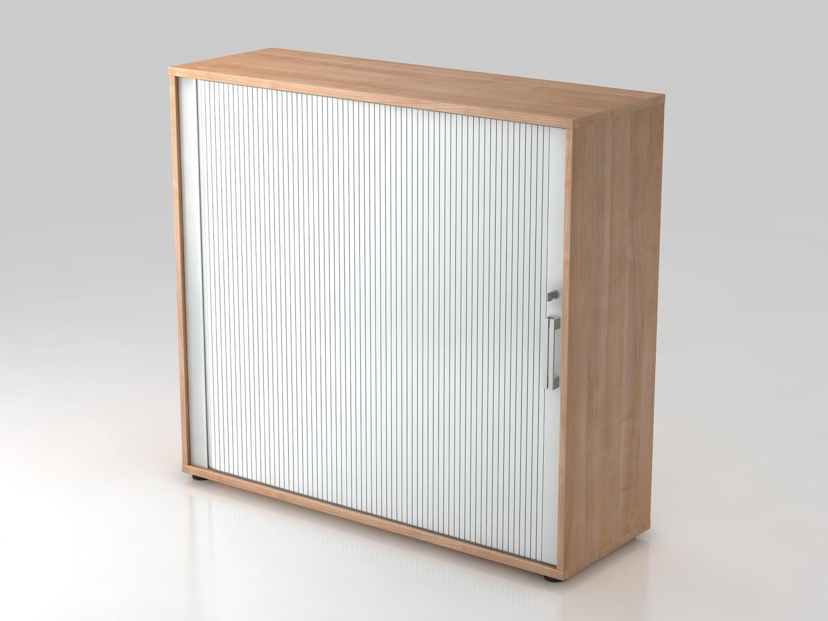 armoire rideau 1 porte h110 cm achat armoires bois 606 00. Black Bedroom Furniture Sets. Home Design Ideas