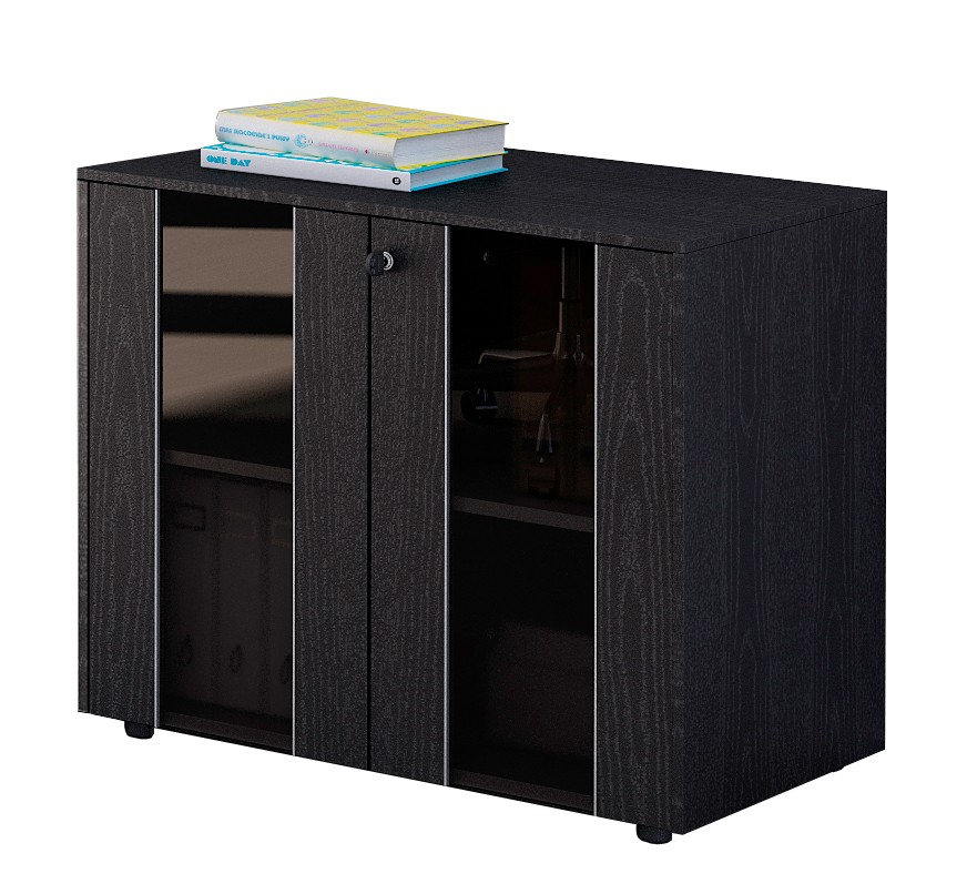 armoire flora portes vitr es achat armoires bois 316 00. Black Bedroom Furniture Sets. Home Design Ideas