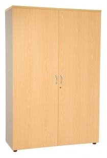 Armoires bois - Armoire haute 180 x 120 cm