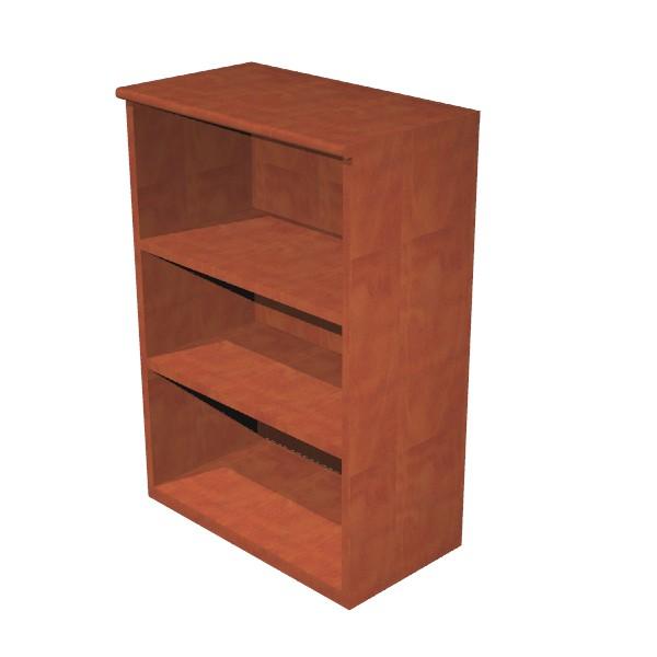 Biblioth que ouverte achat armoires bois 196 00 - Bibliotheque pour bureau ...