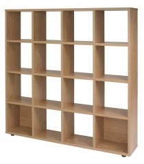 Armoires bois - Etagère haute Cubic