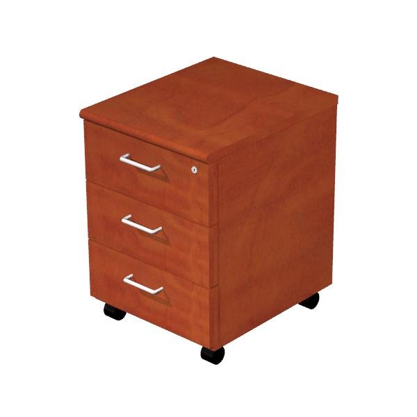 caisson de bureau 3 tiroirs. Black Bedroom Furniture Sets. Home Design Ideas