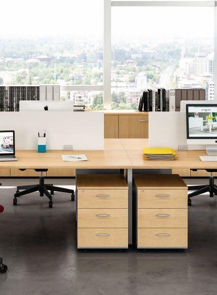 caisson mobile pour bureau recto. Black Bedroom Furniture Sets. Home Design Ideas