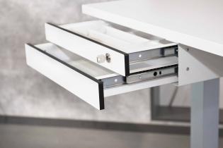Tiroirs  - 2 tiroirs sous bureau