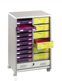 Rangements pour bureaux - Tiroirs Multiclass