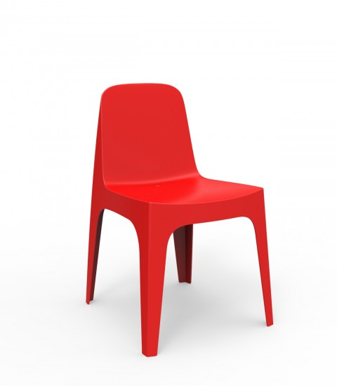 Chaise d'extérieur Solid