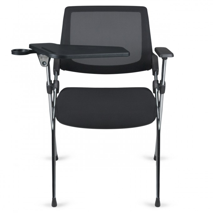 Chaise NATH avec ou sans tablette écritoire