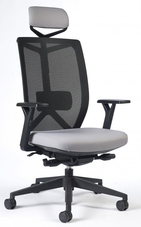 Fauteuil de bureau ergonomique LOFT