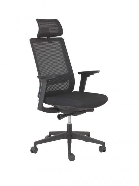 Siège de bureau ergonomique BRAZIL