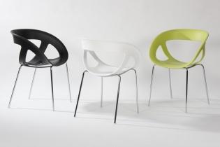Fauteuil design - Chaise Denver