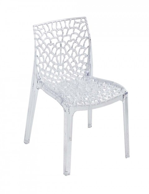 Chaise empilable Christy