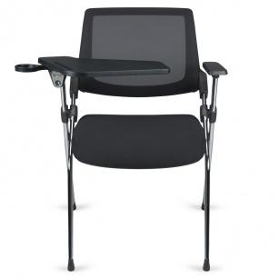 Chaise pour collectivite - Votre mobilier collectivite - Chaise NATH avec ou sans tablette écritoire