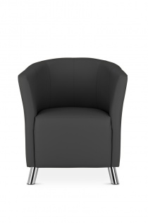 Fauteuil d'accueil, canapé  - Chauffeuse Colly