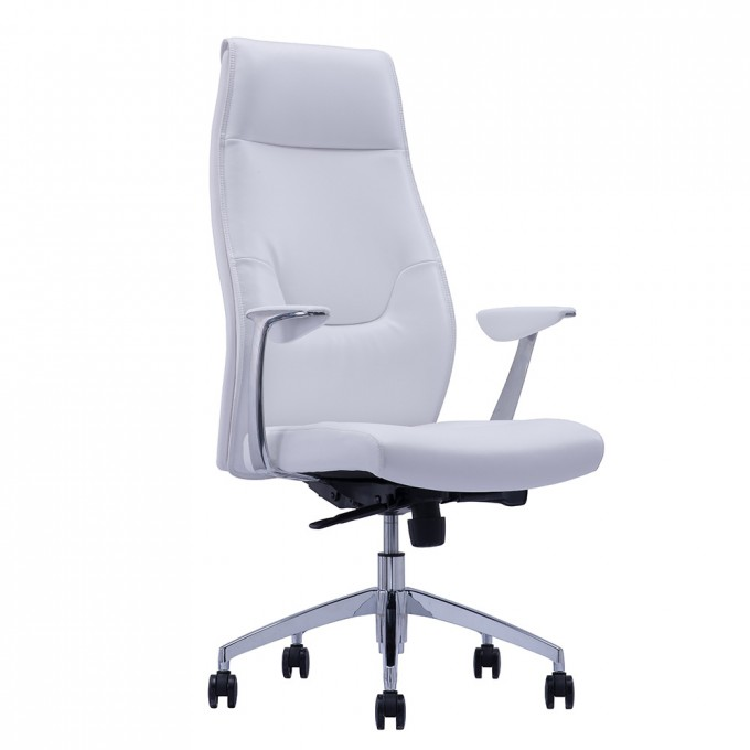 Fauteuil de direction simili-cuir Optima