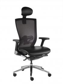 Fauteuil bureau Cuir - Fauteuil Direction Cuir Ergonomique X-Chair