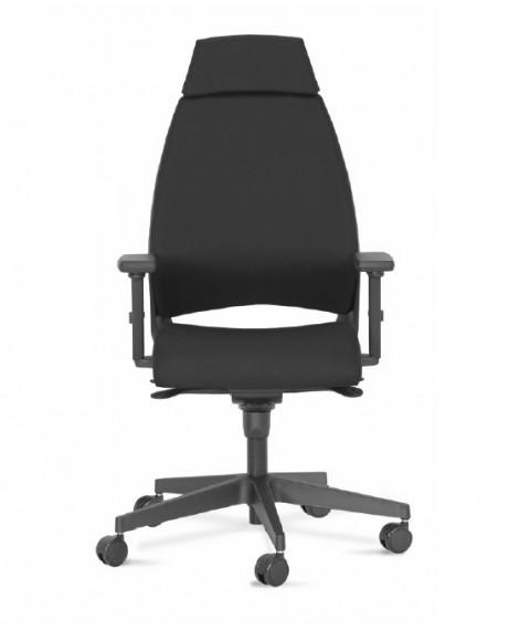 Fauteuil de bureau ergonomique 4U Tissu
