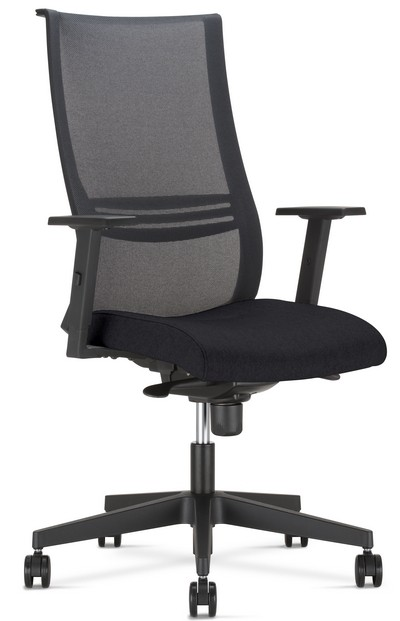 Fauteuil de bureau ergonomique ALTIS cadre noir