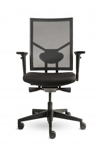 Fauteuil de bureau ergonomique DRITA PLUS Résille