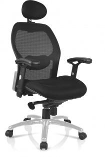 ACCOUDOIRS REGLABLES EN HAUTE - Fauteuil de bureau ergonomique Manager