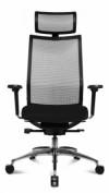 Fauteuil de bureau Luxe - Fauteuil de bureau haut de gamme Ergo Médic 100-2
