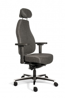 Fauteuil de direction - Siège de bureau ergonomique Therapod X-HR