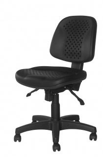 Siège technique - Votre mobilier professionnel - Siège technique polyuréthane bas