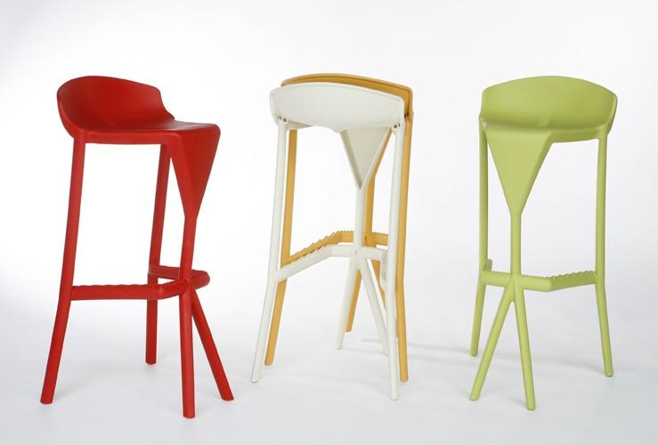 tabouret de bar fany achat fauteuils 108 00. Black Bedroom Furniture Sets. Home Design Ideas