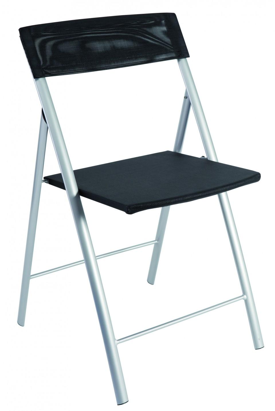Chaise pliante cosmic achat chaises pliantes 74 00 for Chaise de bureau pliante