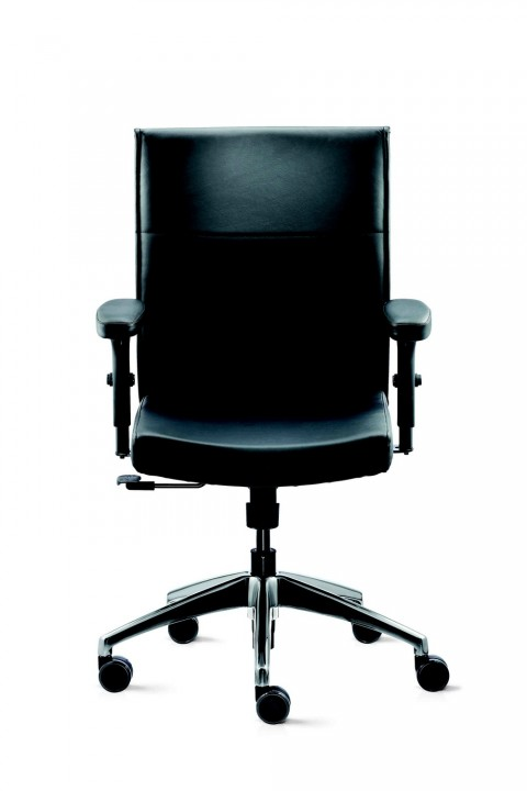Fauteuil Cuir Stacy Executive