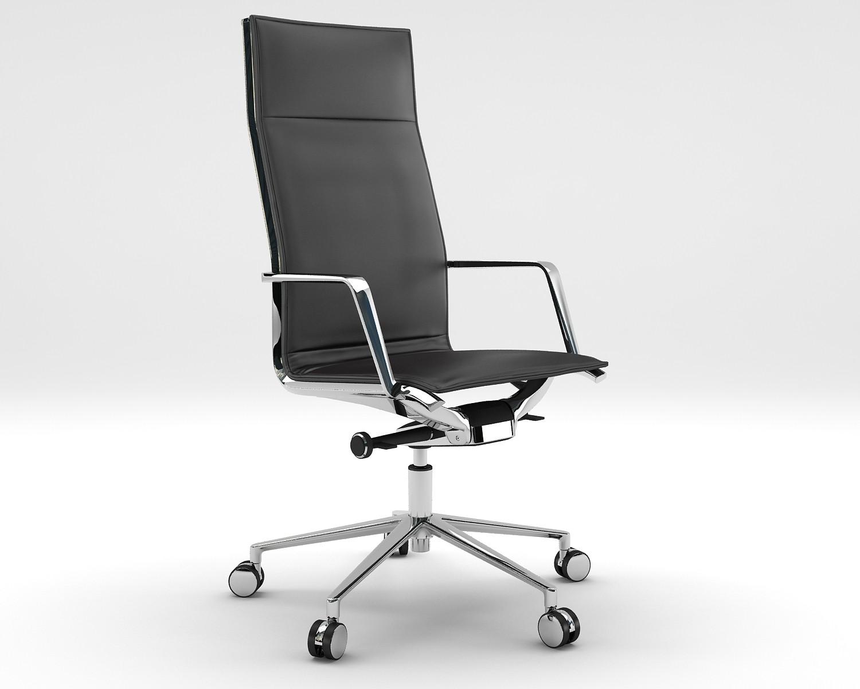 Siege bureau cuir trendy chaise de bureau cuir chaise bureau