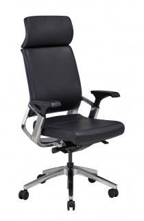 Fauteuil bureau Cuir - Fauteuil de bureau cuir Max